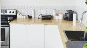 Küchengeräte im Studentenhaushalt